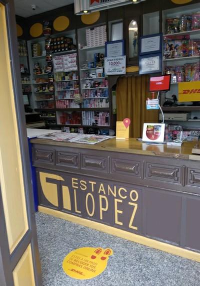Instalaciones Estanco LÓPEZ